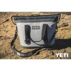 Yeti Hopper Two 30 Gray Soft-Side Cooler (23-Can) Image 4