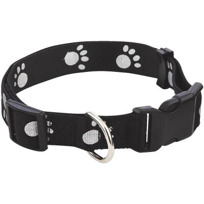 Westminster Pet Ruffin' it Reflective 18 In. to 26 In. Nylon Dog Collar