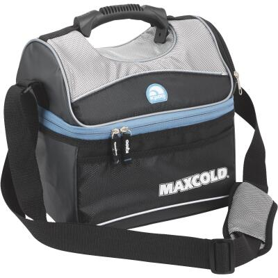 Igloo MaxCold Black Gripper Soft-Side Cooler (16-Can)
